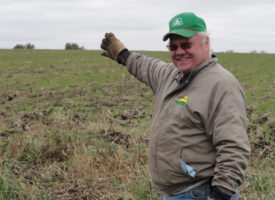 Productive Routine Protects Soil, Reduces Nutrient Loss